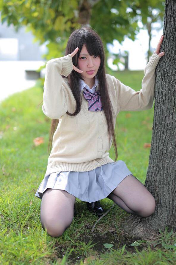 她是日本最胸coser 网友:肯定上不了CJ-第6张图片-梦月快巴