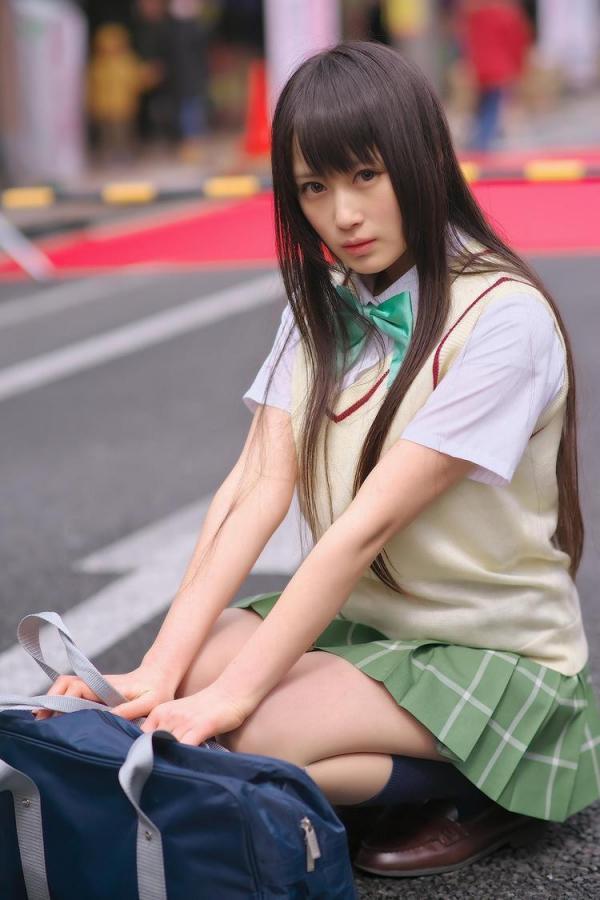她是日本最胸coser 网友:肯定上不了CJ-第7张图片-梦月快巴