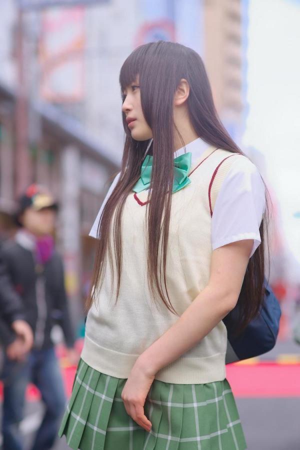 她是日本最胸coser 网友:肯定上不了CJ-第9张图片-梦月快巴