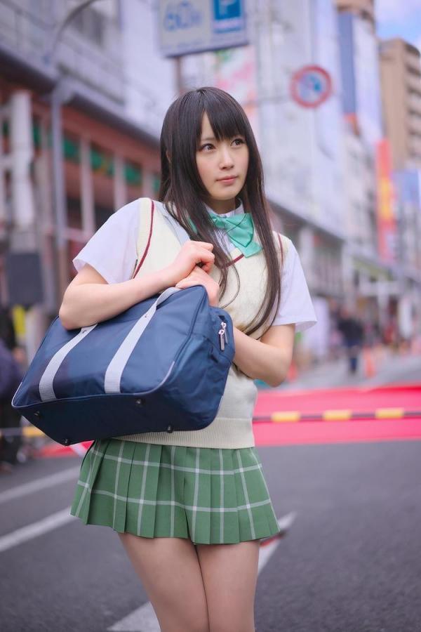 她是日本最胸coser 网友:肯定上不了CJ-第11张图片-梦月快巴