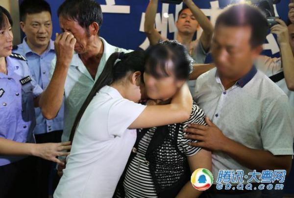 15岁少女广州打工被男友卖人做老婆7年